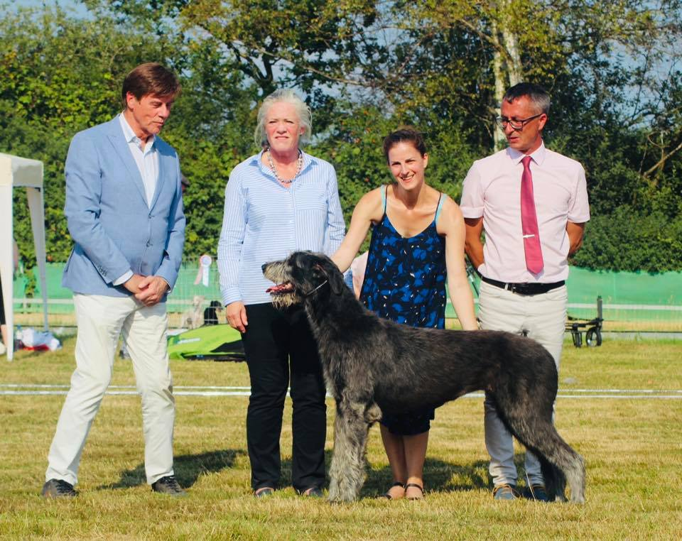 Ginny youngster Best in Show!